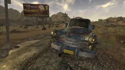 Fallout: New Vegas - XRE - CARS