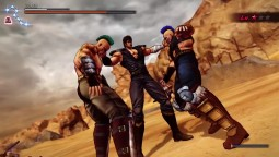 Fist of the North Star: Lost Paradise (трейлер