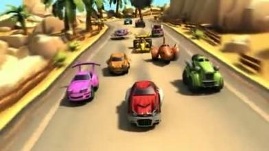 """TNT Racers """"Официальный трейлер"""""""