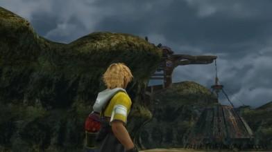 Machina vs. Sin. Final Fantasy X HD Remastered на русском языке. Серия 17.