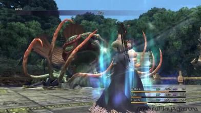 Final Fantasy X HD Remastered на русском языке. Храм Килики. Серия 8