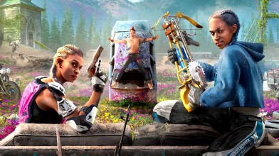 Far Cry: New Dawn - Игра для девочек