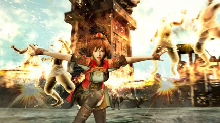 Dynasty Warriors 8: Empires выйдет на PS Vita