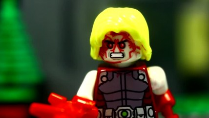 "Lego Wolverine and the X-Men: ""Omega Red"""
