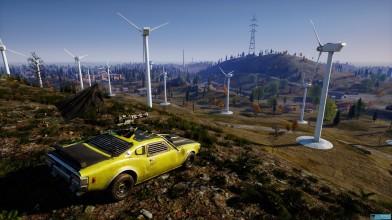 Автомобильная Королевская битва notmycar вышла в Steam