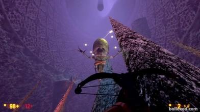Прохождение Black Mesa уровень Xen