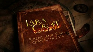 """Lara Croft and the Guardian of Light """"Raziel and Kain Character Pack Trailer"""""""