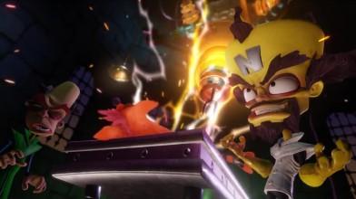 Crash Bandicoot N. Sane Trilogy - первый тест озвучки [Zone of Games] [MechanicVoiceOver]
