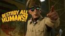 Новый трейлер Destroy All Humans! - Добро пожаловать в Юнион-Таун!