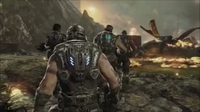"Gears of War 3 ""Launch Trailer and Contest"""