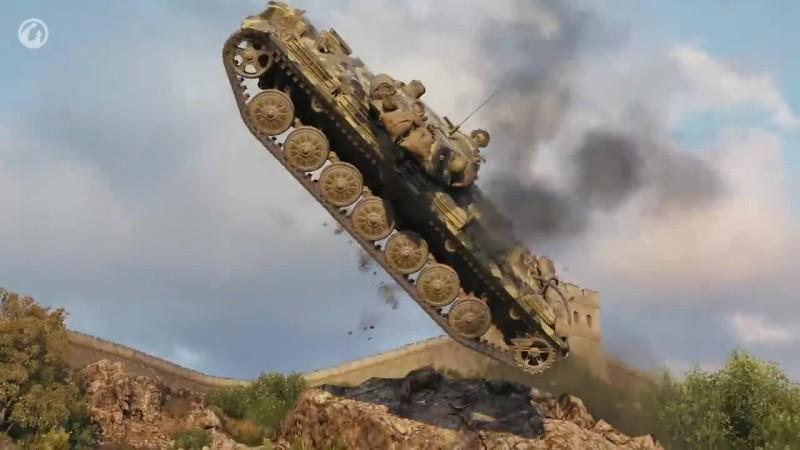 World of Tanks - ВБР 116 -
