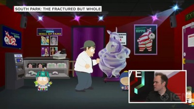 South Park: The Fractured But Whole - Геймплей от IGN