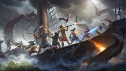 Pillars of Eternity II Deadfire тест GPU/CPU