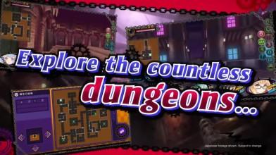 Demon Gaze II - опубликован новый трейлер