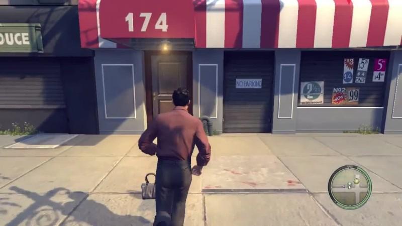 Mafia 2 Что за дверью в подъезде дома Вито с 7 по 9 главу