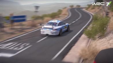 Трейлер WRC 7 - Porsche 911 GT3 RS RGT