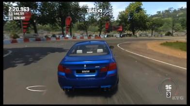 BMW M5 - 2011 - Driveclub - Тест-драйв Геймплей (PS4 HD)