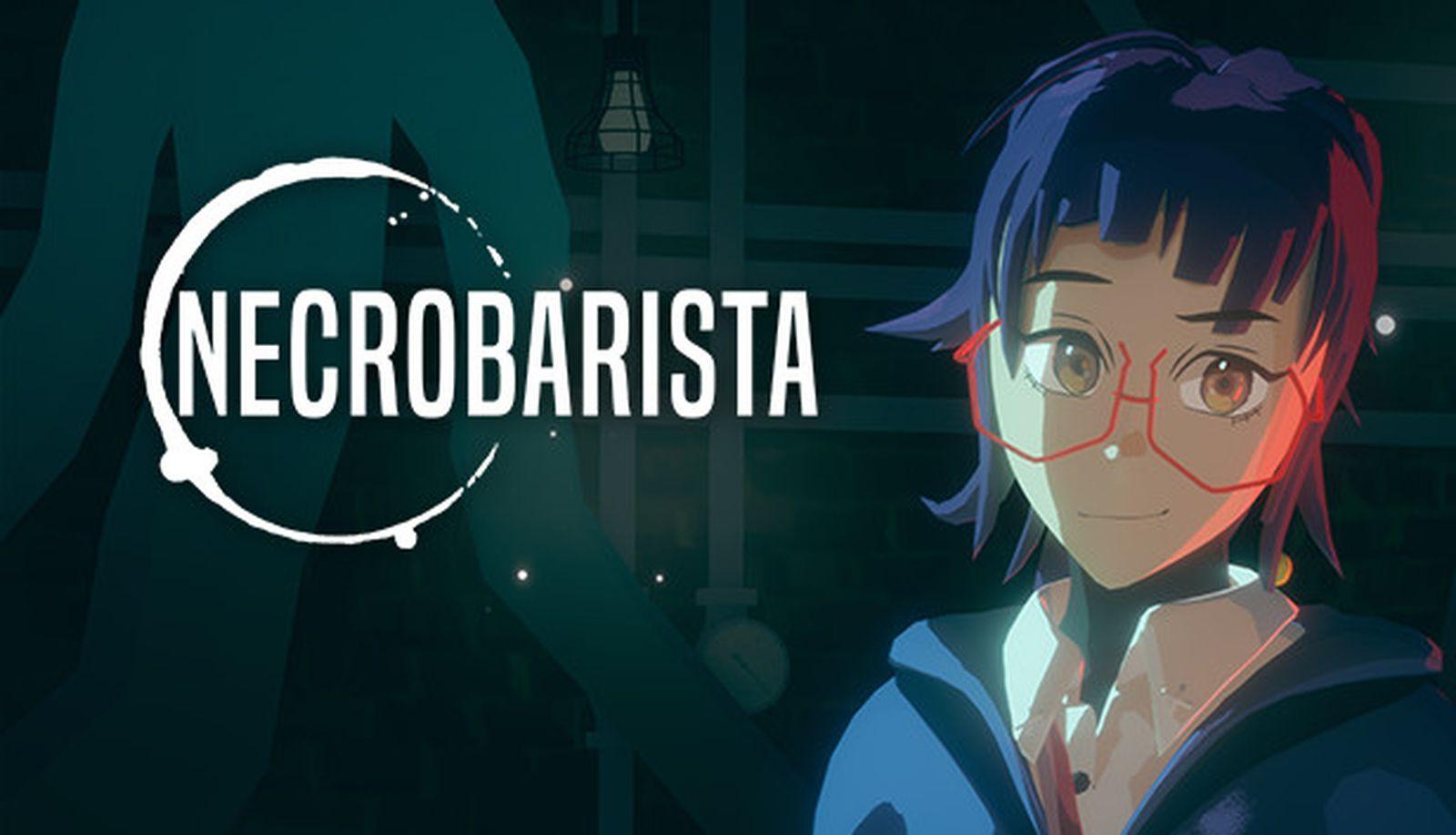 """Визуальная новелла """"Necrobarista"""" получит бесплатные дополнения"""