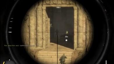 Прохождение Sniper Elite 3 (Часть 6) - Перевал Кассерин