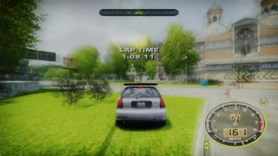 NFS Most Wanted [HD] - Dragozool Retextured Mod + ENB 2012 + Honda Civic CX