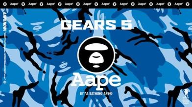 Microsoft представляет новую линию одежды, вдохновлённую Gears of War
