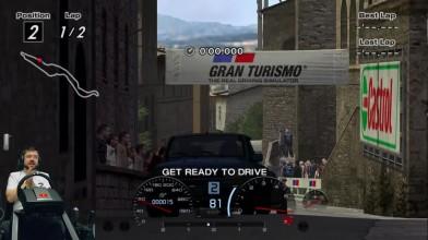 Потрясающее Rally d' Umbria на Audi TT + финал чемпионата безнадувных авто на S2K Gran Turismo 4