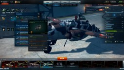 World of Warplanes SE100 Билд специалиста