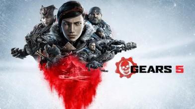 """Геймплей кооперативного режима """"Escape"""" вGears5"""