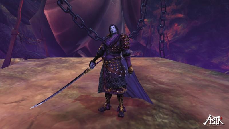 ASTA Online Classic MMORPG - Screenshot