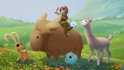 Новый трейлер Yonder: The Cloud Catcher Chronicles