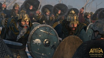 Для Total War: ATTILA вышло дополнение Longbeards Culture Pack