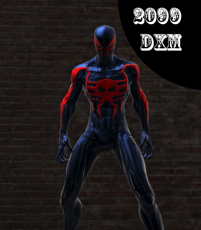 """Spider-Man: Web of Shadows """"Spider man 2099 and carnage by ..."""