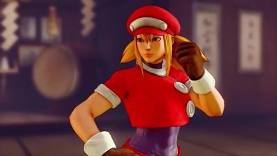 Новые костюмы для Street Fighter 5