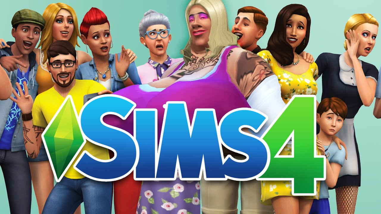 [Аккаунт] The Sims 4