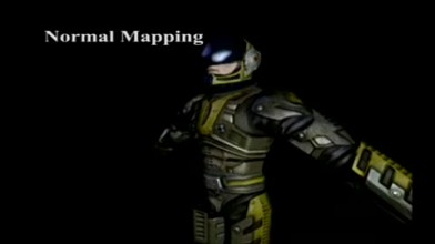 The Chronicles of Riddick Normal Mapping Technology Overview