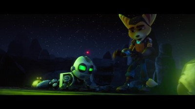 Ratchet and Clank - Meet Clank (2016)