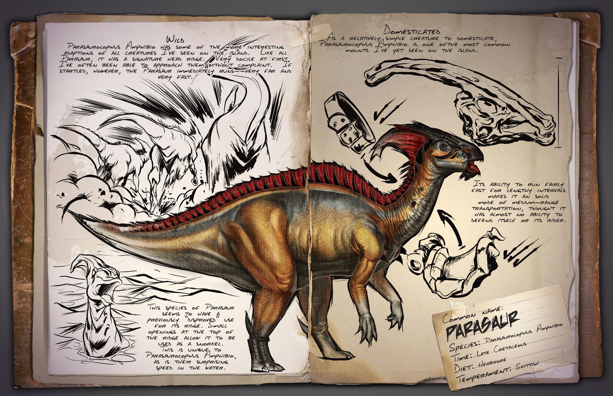 июн картинки досье динозавров из арк выглядит