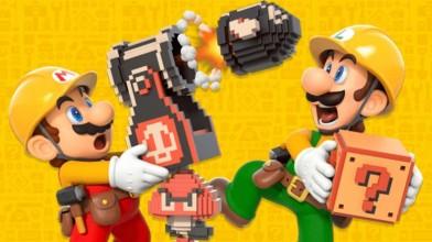 Super Mario Maker 2 остаётся лидером британского чарта третью неделю подряд