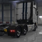 Mercedes Benz Actros MP4 V 2.0 Truck-1