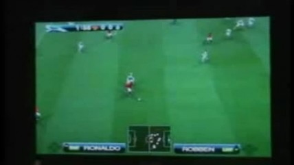 "PES 2009 ""Video MU vs RM"""