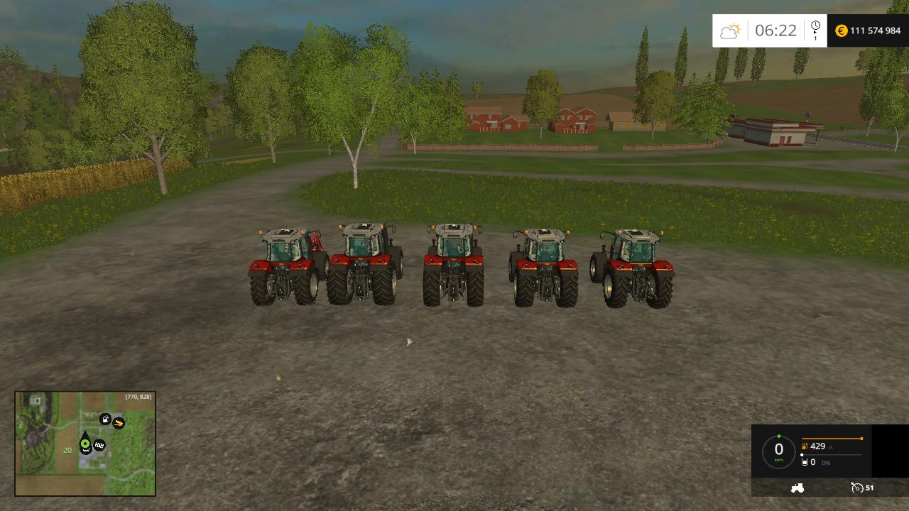 Колёса на тракторах: ведущие и направляющие колеса.