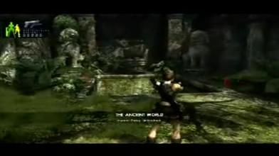 Tomb Raider: Underworld видеопрохождение. Часть 7 - Древний мир.