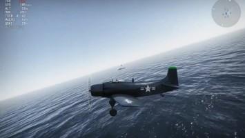 """War Thunder """"Краткий обзор новых самолетов на DEV 1.49"""""""