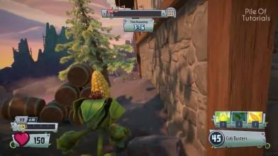 Пасхалки в Plants vs. Zombies: Garden Warfare 2