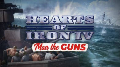 Hearts of Iron 4 - Трейлер дополнения Man the Guns