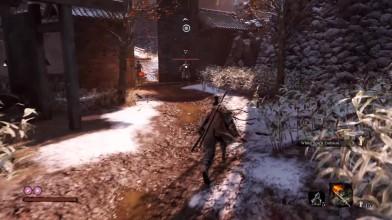 Гигантская змея и жестокая битва с боссом в новом геймплее Sekiro: Shadows Die Twice