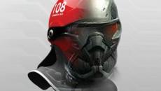 В Швеции разработан футуристический шлем пожарного 21 века.