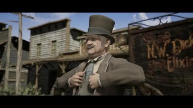 Фанатский ремейк Red Dead Redemption на Unreal Engine 4