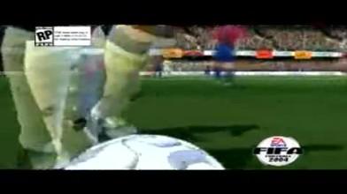 FIFA 2004 E3 Trailer