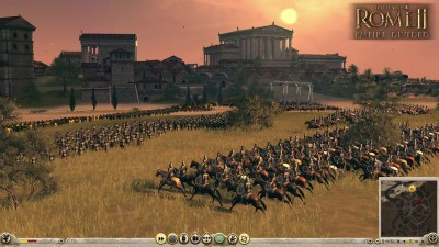 Total War: Rome II - Empire Divided (Расколотая Империя)